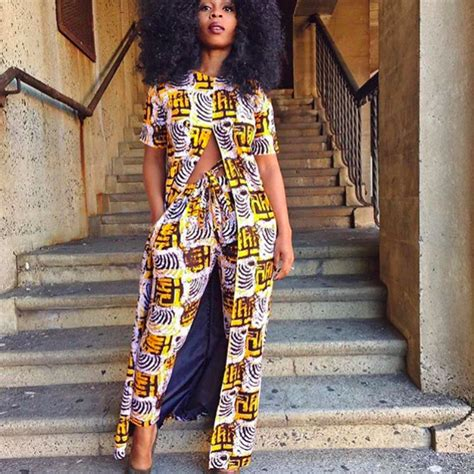 20 Places to Buy Modern African-Inspired Clothing Online | Black Girl with Long Hair