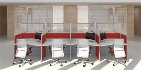 Scrivanie Call Center by Postazioni E Arredi Per Call Center