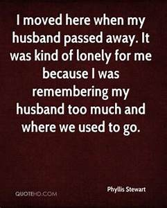 Husband Quotes ... Remembering Husband Quotes
