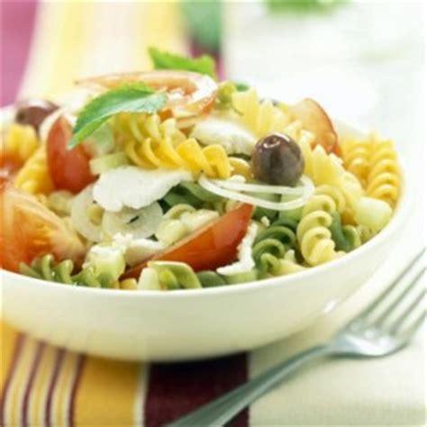 salades de p 226 tes le soleil dans votre assiette