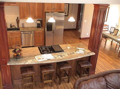 open kitchen add island existing load bearing wall pinterest load bearing wall