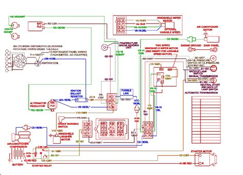 Dodge Wiring Electrical Diagrams For Chrysler