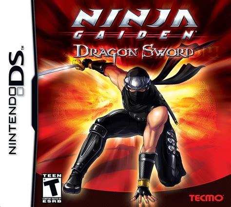 Ninja Gaiden Dragon Sword Ign