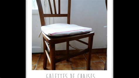 tuto galette de chaise patron galette de chaise fashion designs