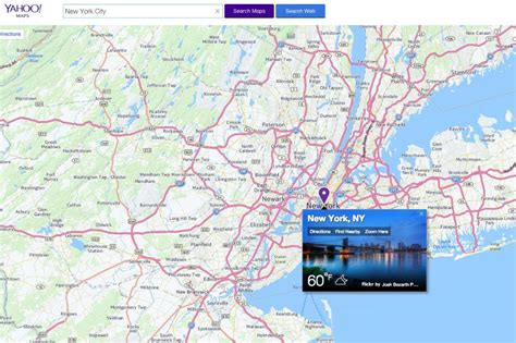 yahoo maps direction my blog