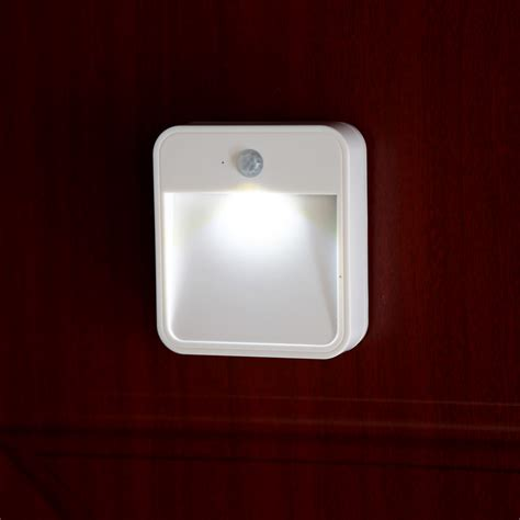 motion activated led light wireless led motion light wireless sensor led night light wall