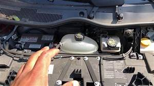 Fuse Box Location - Smart Fortwo