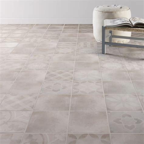 carrelage sol cuisine leroy merlin carrelage sol et mur gris effet ciment bistro l 20 x l 20