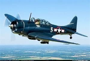 The Douglas SBD Dauntless was a World War II American ...