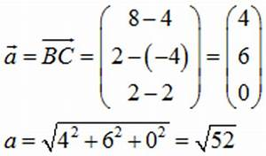 Betrag Vektor Berechnen : geometrie algebra mathe abituraufgaben mit l sungen ~ Themetempest.com Abrechnung