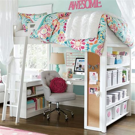 bunk bed lighting ideas sleep  study loft beds