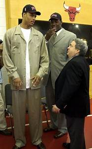 Tyson Chandler And Eddy Curry Went Different Ways The