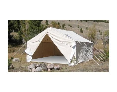7 Best Canvas Spike And Range Tents Images On Pinterest