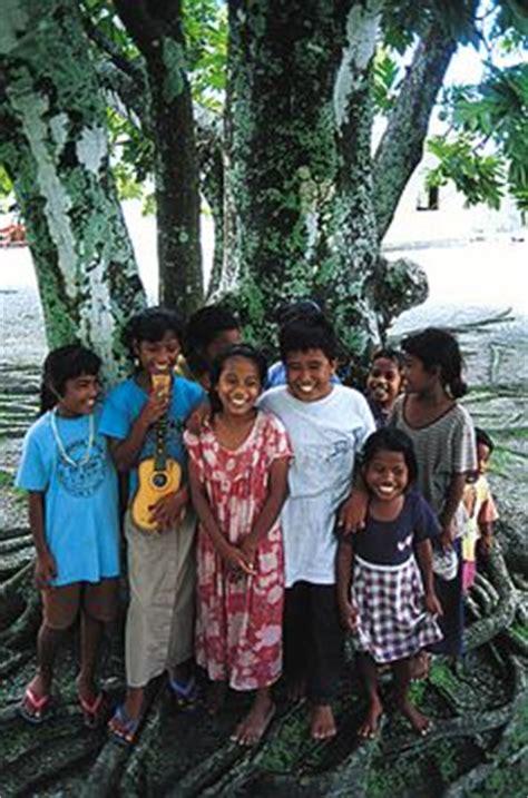 Micronesia Yap Island People