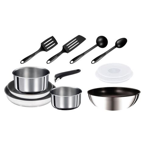 batterie de cuisine tefal ingenio induction casserole tefal ingenio induction achat vente