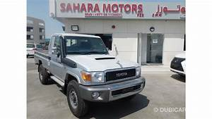 Toyota Land Cruiser Pickup 79 Single Cab Pickup V8 4 5l