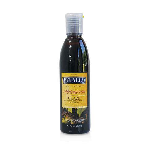 DeLallo Modenacrem Balsamic Glaze 8.5 oz.