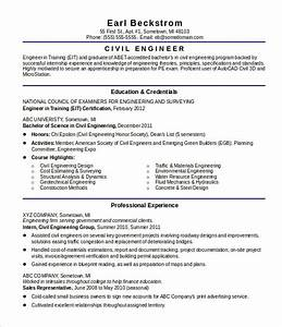 resume format for freshers civil engineers svoboda2com With resume format for civil engineer experienced