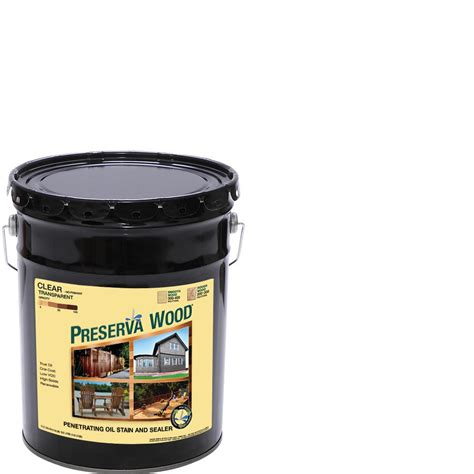 Ready Seal Deck Stain Home Depot by Ready Seal 5 Gal Pecan Exterior Wood Stain And Sealer 515