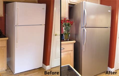 kitchen paint colors with stainless steel appliances 7 easy appliance makeover ideas 9822