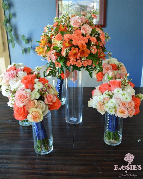 50 Beautiful Coral Flower Arrangements Inspirations (With