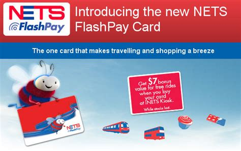 nets flashpay card launch great deals singapore