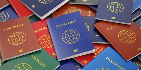 Why Do Passports Come In Different Colors?