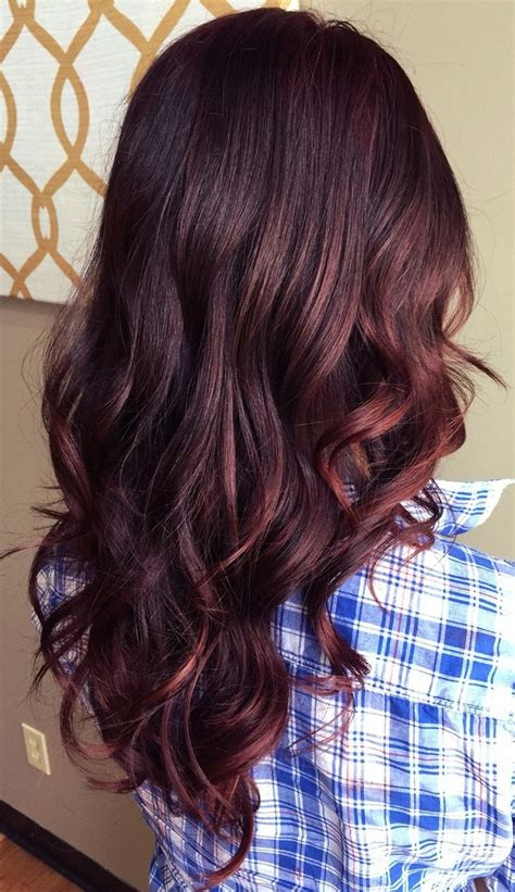 hair colour styles gorgeous fall hair color for brunettes ideas 25 hair 4563