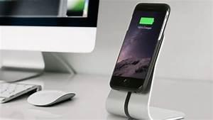 Handy Kabellos Laden : apple iphone kabellos laden mit diesem megacoolen handy zubeh r klappt 39 s chip ~ Markanthonyermac.com Haus und Dekorationen