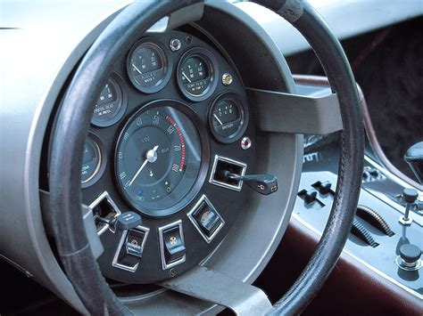 maserati steering wheel driving so this is the steering wheel dash for the 1972 maserati