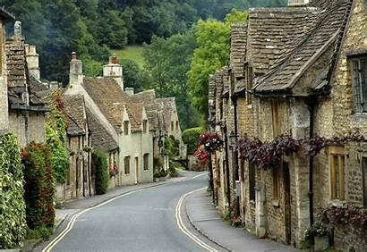 Village English History Mature