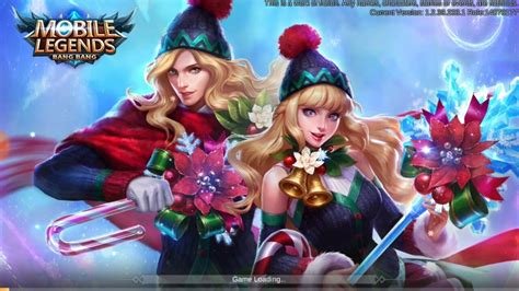 New Lancelot And Odette Christmas Style Skin