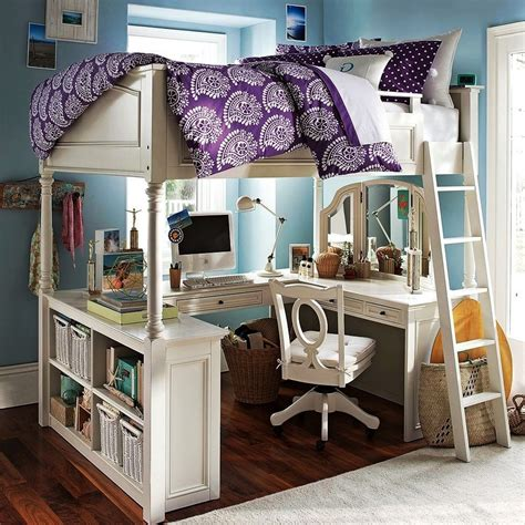 loft bed with desk build bunk bed with desk underneath woodworking workbench