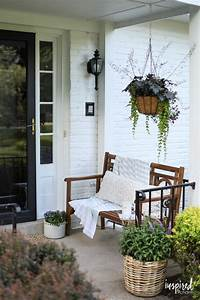 Front, Porch, Decorating, Ideas, And, Outdoor, Styling, Tips
