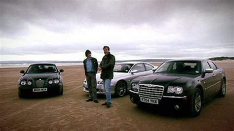 Top Gear Chrysler 300 by Monaro Vs 300c Vs S Type R Part 1 2 Series 5 Episode 1