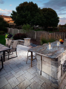 outdoor kitchen bar designs outdoor kitchens and bars hgtv 3825