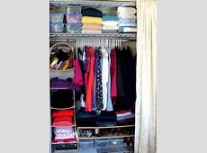 Jessica Schroeder's Closet Organization Tips