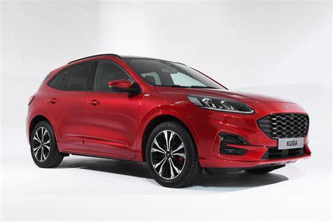 ford kuga revealed     hybrid tech
