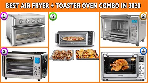 fryer oven toaster air combo