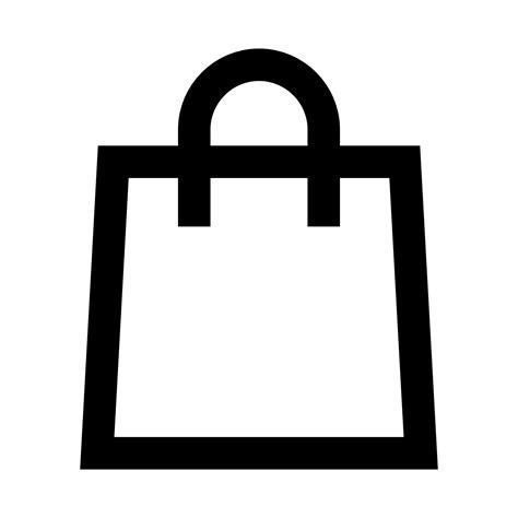 shopping bag icon free download at icons8