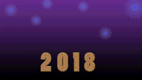 Animated New Year Wallpaper - new year 2018 celebration gif pictures wallpapers my site