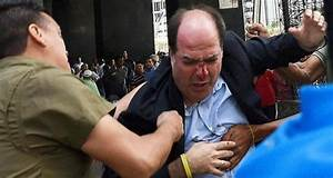Maduro's supporters storm Venezuela National Assembly and ...