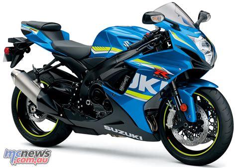 Suzuki R600 by 2018 Suzuki Gsx1300r Gsx R750 Gsx R600 Mcnews Au