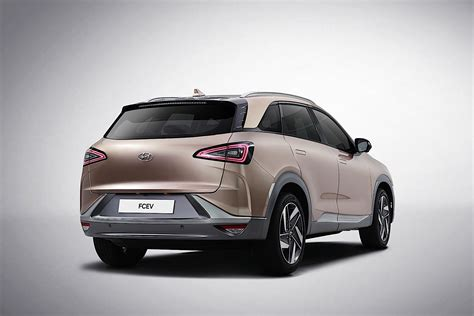 Hyundai Nexo Specs  2018 Autoevolution