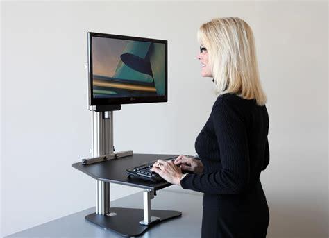 adjustable desktop standing desk wow ergo desktop kangaroo height adjustable tables