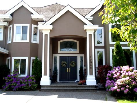 exterior paint colors on color combinations and