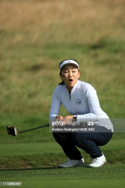 Lucy Li Golf Photos and Premium High Res Pictures - Getty ...