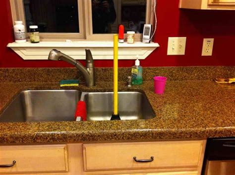 unclogging kitchen sink with plunger home design unclog a kitchen sink without a plunger how