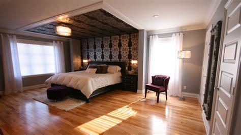 chambre des maitres moderne une chambre chic et relaxante style arcand casa