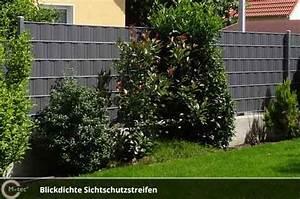 Sichtschutz Zum Einflechten : pvc kunststoffstreifen zum einflechten als sichtschutz in gittermattenz une ~ Markanthonyermac.com Haus und Dekorationen